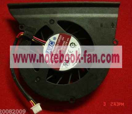 new AVC BNTA0610R5H Dell Alienware M11X Cooling Fan