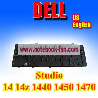 NEW GENUINE DELL INSPIRON 1440 NSK-DK001 KEYBOARD