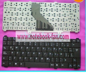 New Keyboard for Dell Inspiron 700M 710M EU
