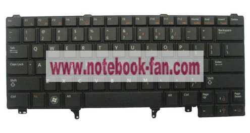 New Keyboard Dell Latitude E6320 E6420 E5420 ATG C7FHD PK130FN3A